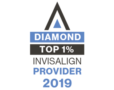 Dr Kershman named to the top 1% of Invisalign providers in North America